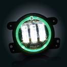 GENSSI-4-FOG LAMPS Green