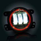 GENSSI-4-FOG LAMPS Red