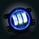 GENSSI-4-FOG LAMPS Blue