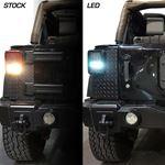 BLACK LED TAIL LIGHTS 2