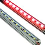 LED Tube Strip 50cm Aluminum Waterproof 4