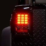 XPE Black LED Tail Lights 4
