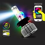 V17 2-IN-1 LED CONVERSION KIT AND RGB HEADLIGHT