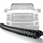 3D Slim Low Profile LED Light Bar 2