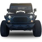 GLADIATOR ABS AGGRESSIVE STYLE GRILLE 3