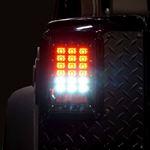 XPE Black LED Tail Lights 2