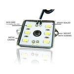 48 LED WHITE 8 MODULE EXTERIOR TRUCK BED LIGHTS 2