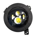 Projector Black LED Headlights for Wrangler JL  Gladiator 2018+