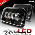 H4701 H4703 Sealed Beam LED Replacement Headlights (2 Pack)2