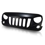 MONSTER GRILLE FOR JEEP WRANGLER JK 3