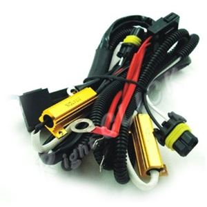 Awe Inspiring Hid Wiring Harness Category Products Wiring 101 Akebretraxxcnl