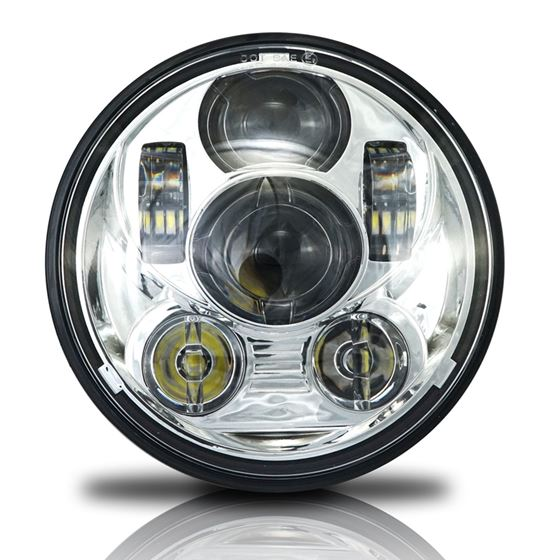 GENSSI 5.75 (5 3/4) IN LED PROJECTOR HEAD LIGHT RO