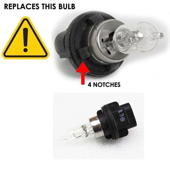 80W LED For Honda TRX350 TRX420 TRX500 MUV700 34901-HP5-601