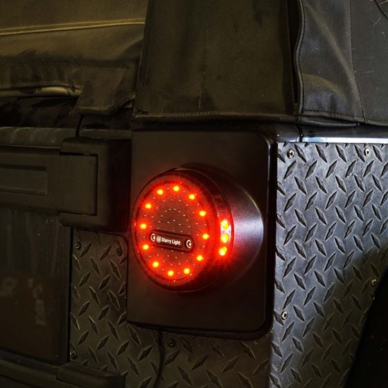 ROUND G4 LED TAIL LIGHTS 2