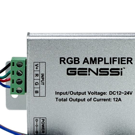 RGB LED Strip Amplifier Repeater 4