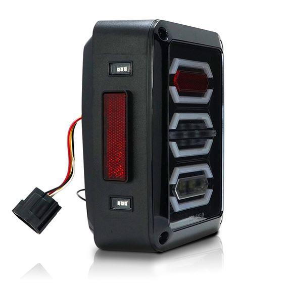 3D LED TAIL LIGHTS 2