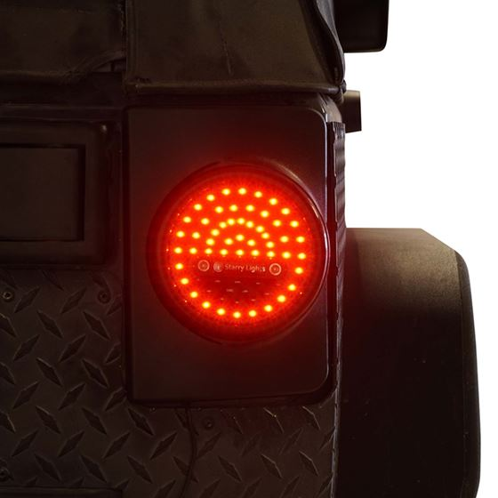 ROUND G4 LED TAIL LIGHTS 4