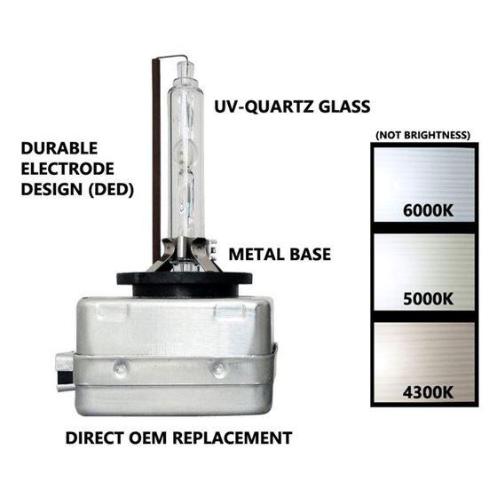 D3S 66340 42302 Xenon HID Bulb-2