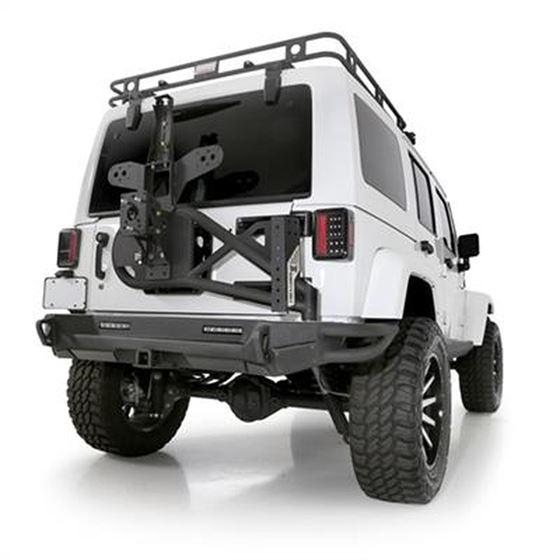 SRC Gen2 Rear Bumper for Wrangler JK 2007-2018