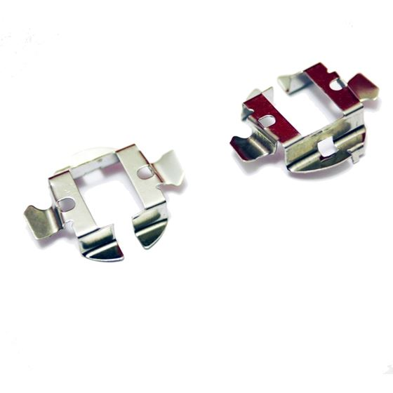 Mercedes H7 Bulb Adapters Clips Xenon HID 2