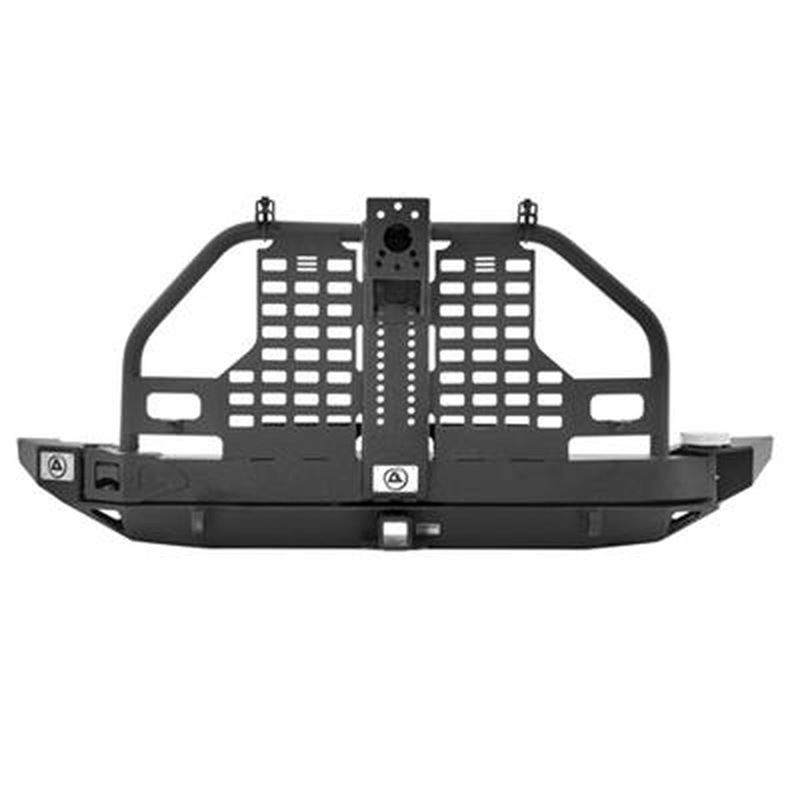 XRC Atlas Rear Bumper and Tire Carrier Black for W