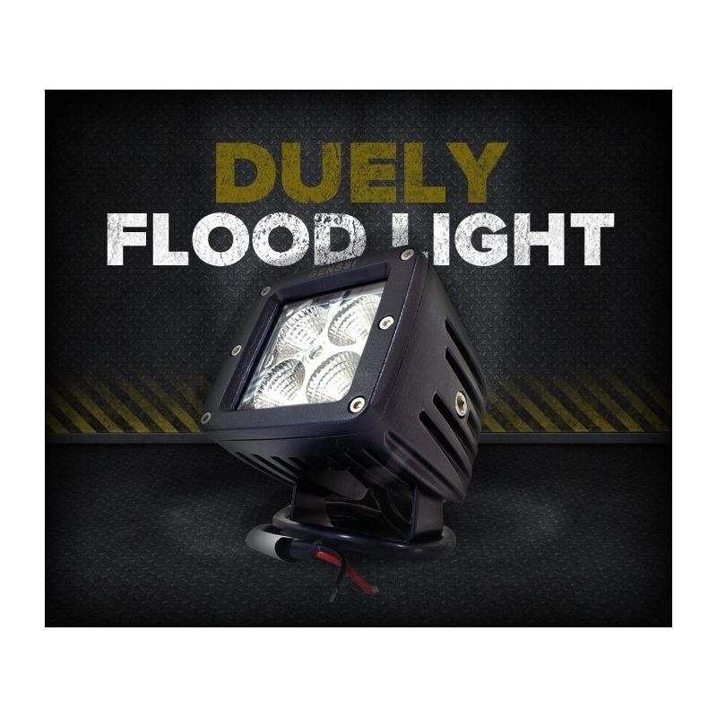 20W DUELLY BUMPER FLOOD LED LIGHT
