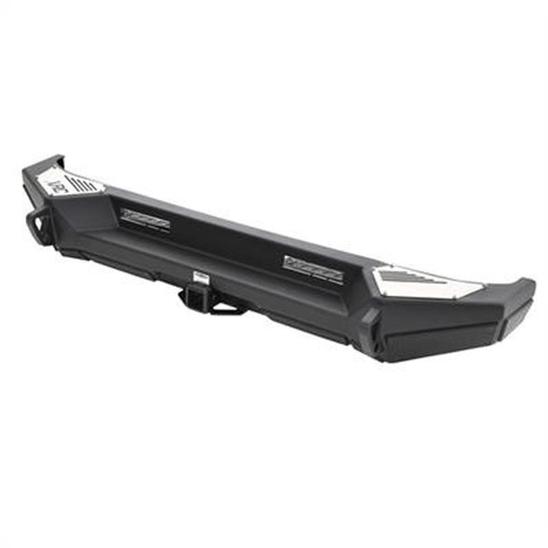 XRC Gen2 Rear Bumper - Light Texture Finish Black