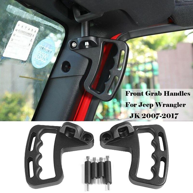 Front Grip Handle Bars for Jeep Wrangler JK JKU 20