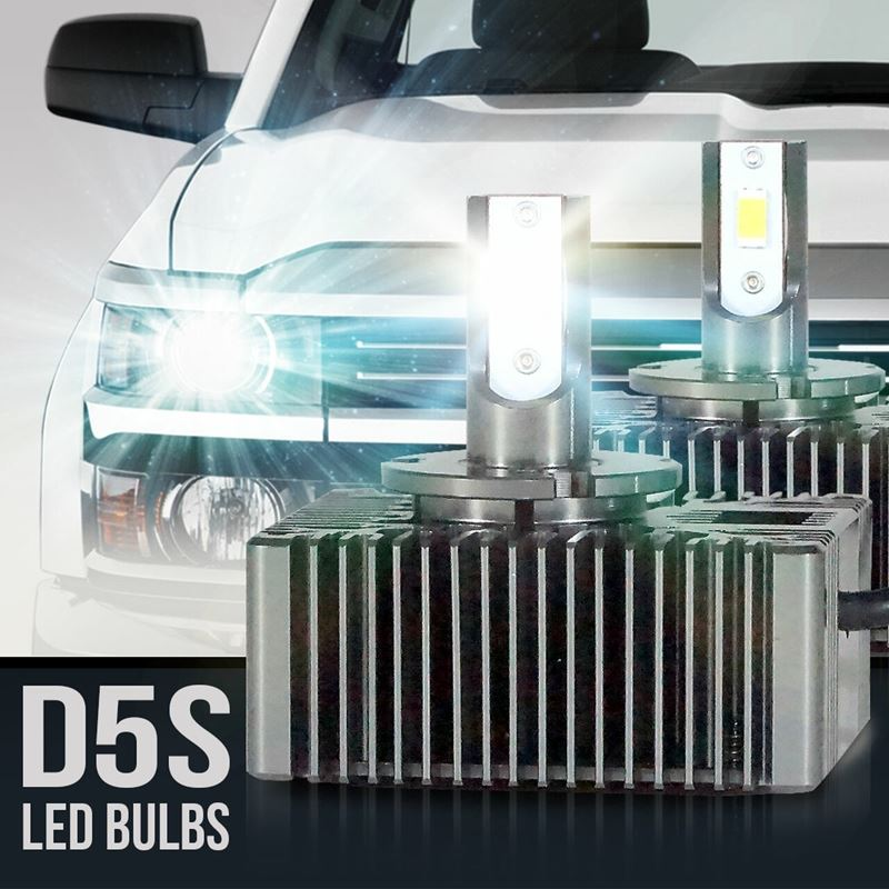 D5S LED Bulbs Replaces 9285410171 Xenon HID (Pack